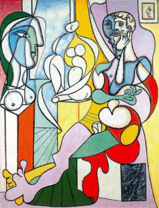 picasso-the-sculptor-1931